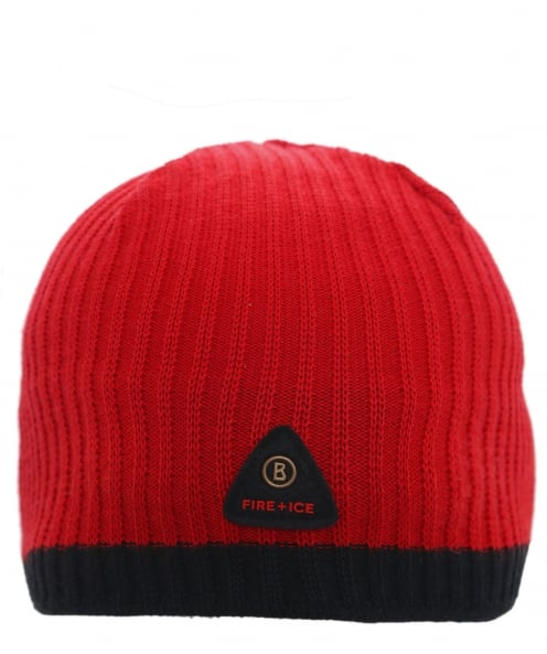 Bogner New Wool Blend Helm Beanie Hat