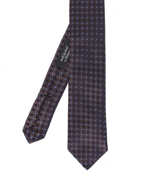 Ascot Accessories Floral Silk Tie
