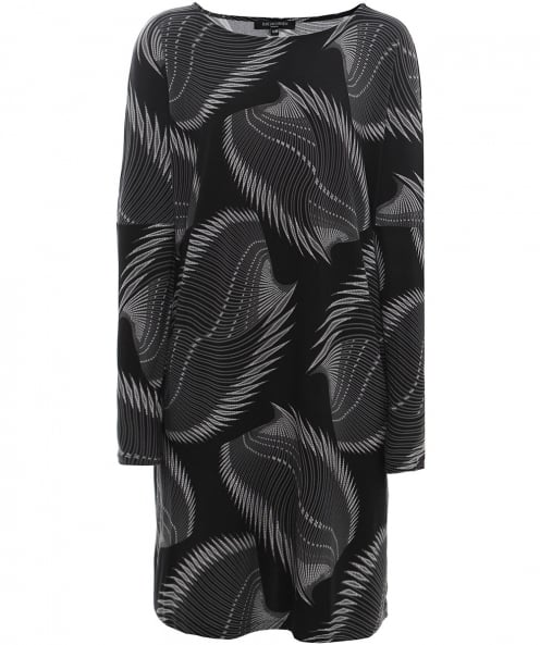 Ilse Jacobsen Long Sleeve Swirl Tunic