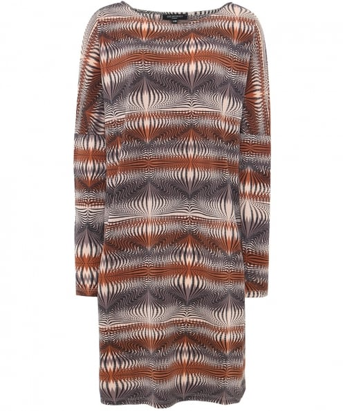 Ilse Jacobsen Patterned Long Sleeve Tunic