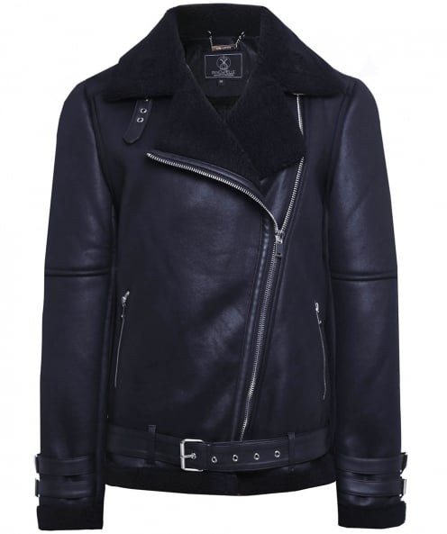 Rino and Pelle Faux Suede Rimmy Acne Jacket