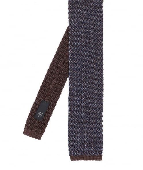 Ascot Accessories Knitted Silk Tie