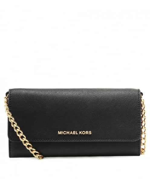 MICHAEL Michael Kors Saffiano Leather Crossbody Purse