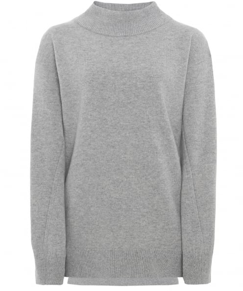 Rag and Bone Cashmere Ace Roll Neck Jumper