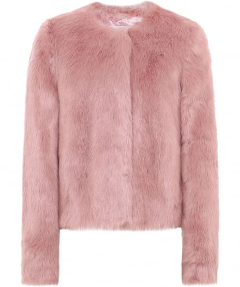 Stand Faux Fur Sofia Jacket