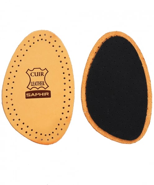 Saphir EU 35/36 Leather on Charcoal Half Insoles