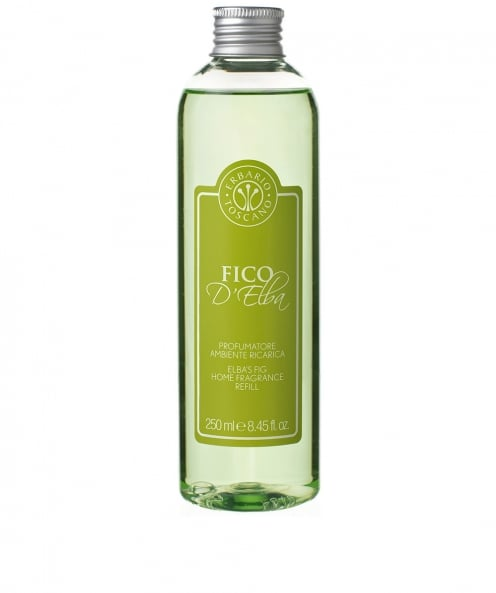 Erbario Toscano Elba's Fig 250ml Home Fragrance Refill