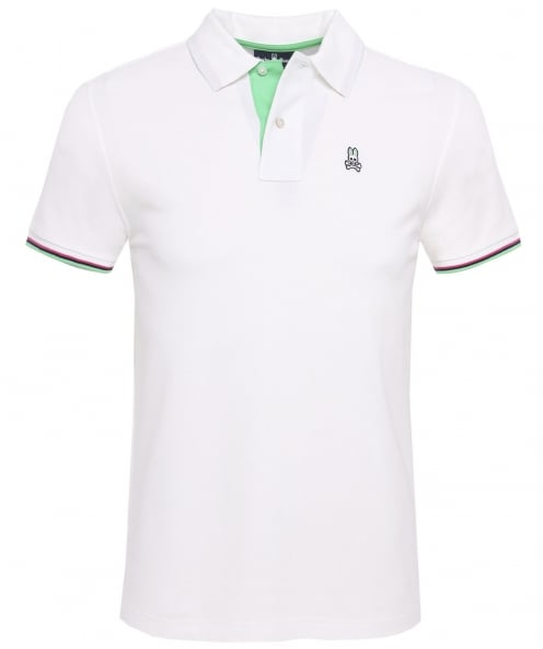 Psycho Bunny Pima Cotton Logo Polo Shirt