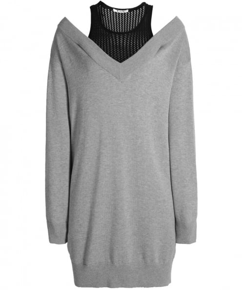Alexander Wang Inner Tank Jumper Dress