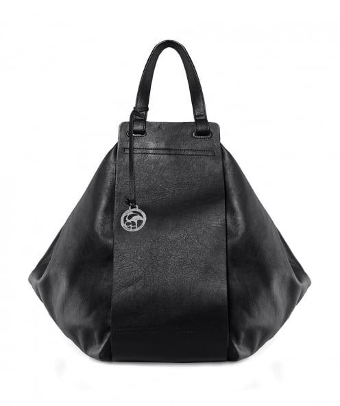Charlotte Pelletteria Leather Elite Shopper Bag