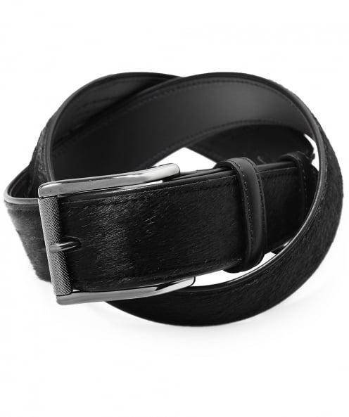 Elliot Rhodes Pony Hair Belt