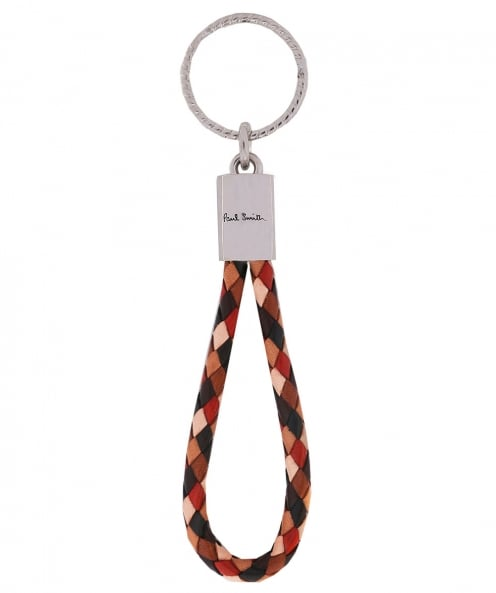 Paul Smith Leather Loop Keyring