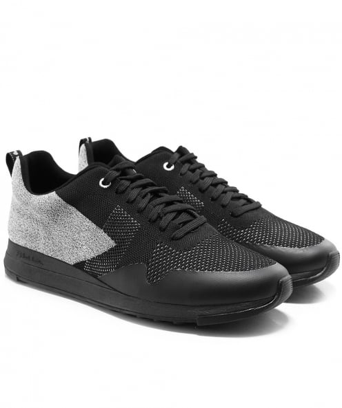 PS by Paul Smith Knitted Rappid Trainers