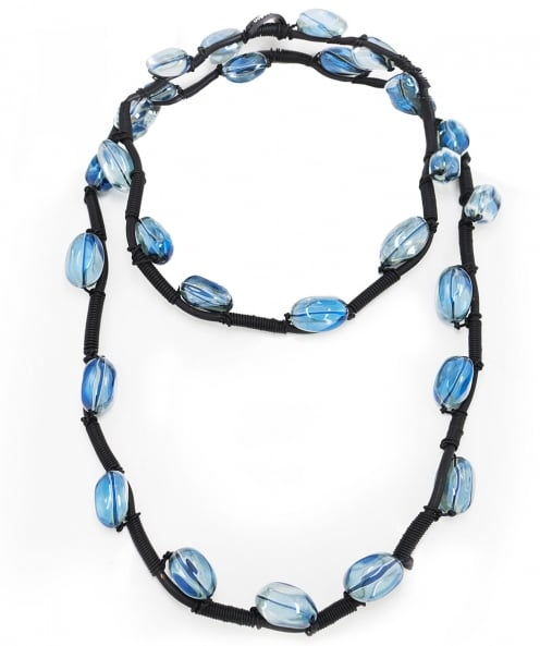 Jianhui Crystal Bead Necklace
