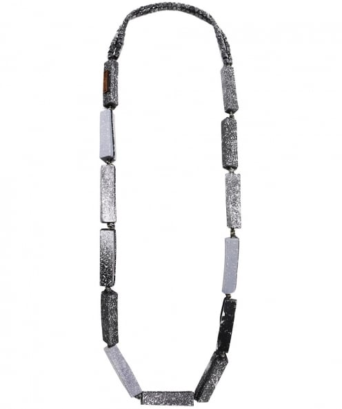 Jianhui Long Square Column Necklace