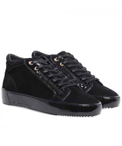 Android Homme Suede Propulsion Trainers