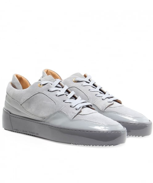 Android Homme Suede Omega Trainers