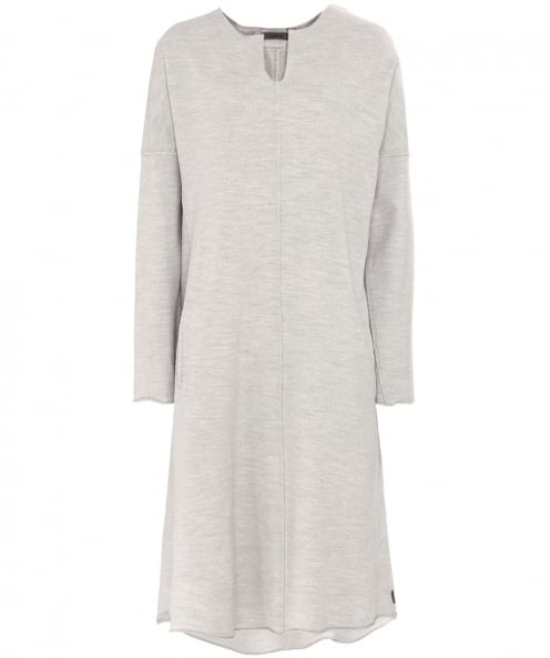 Oska Washed Wool Venesha Dress