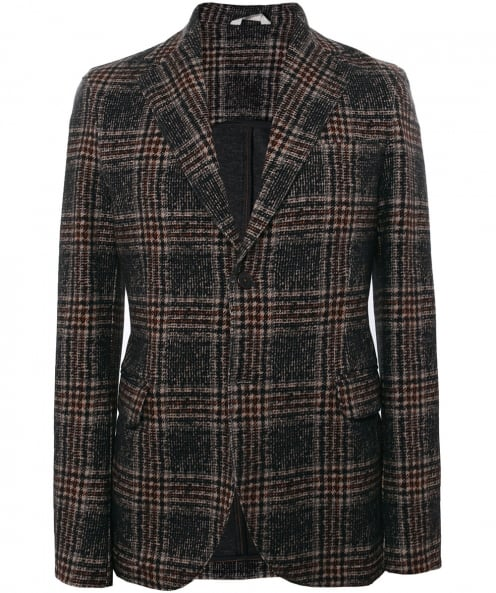 Circolo 1901 Tweed Check Jacket