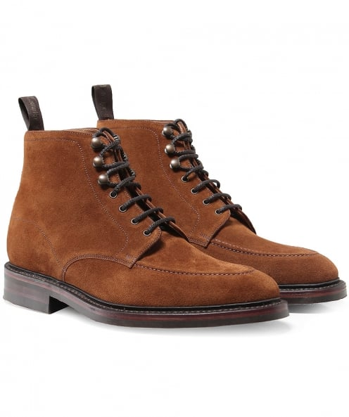 Loake Suede Anglesey Boots