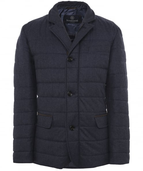 Schneiders Water Repellent New Wool Monza Jacket