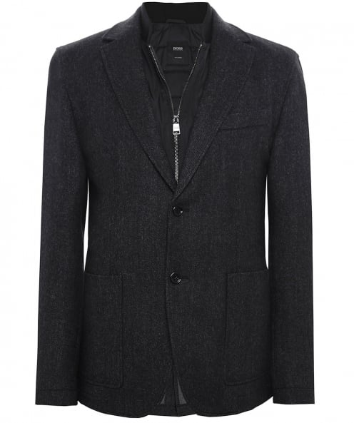 BOSS Virgin Wool T-Jeff Jacket