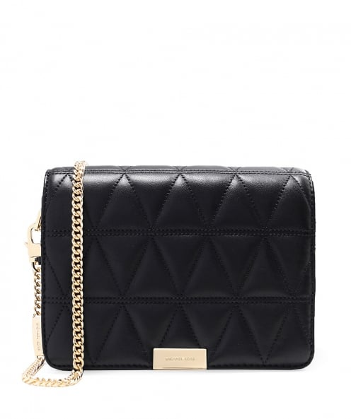 MICHAEL Michael Kors Quilted Leather Clutch Bag