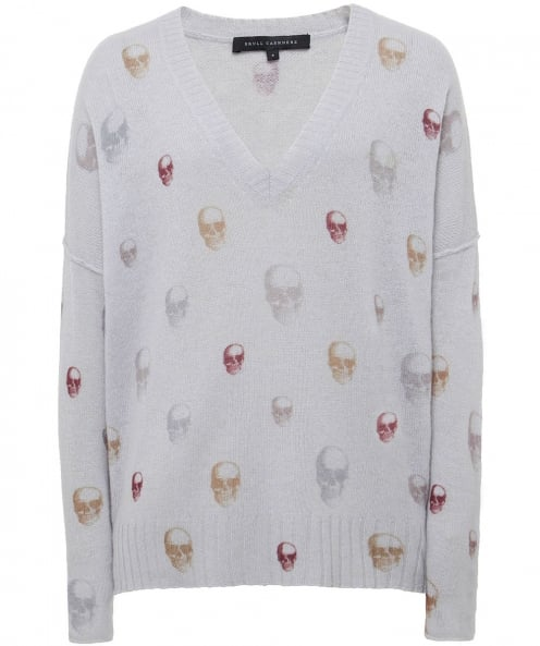 360 Sweater Axel Cashmere Skull Jumper