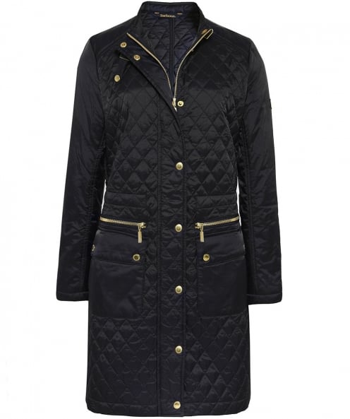 Barbour International Quilted Port Gower Jacket