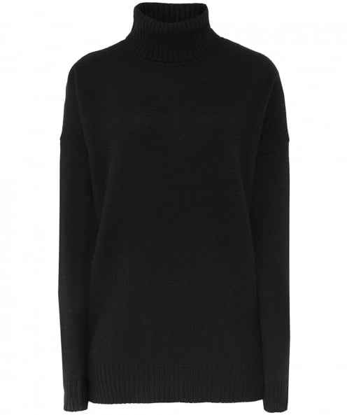 360 Sweater Cashmere Amara Roll Neck Jumper