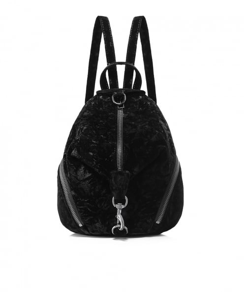 Rebecca Minkoff Velvet Medium Julian Backpack