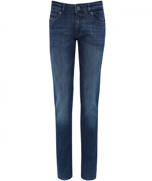 DL1961 Riley Relaxed Boyfriend Jeans