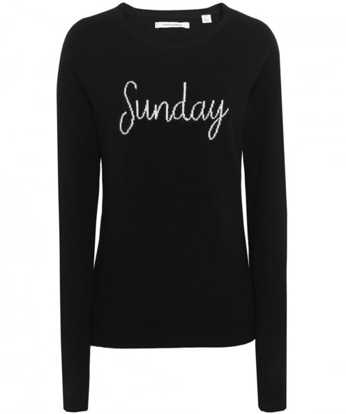 Chinti and Parker Cashmere Sunday Jumper