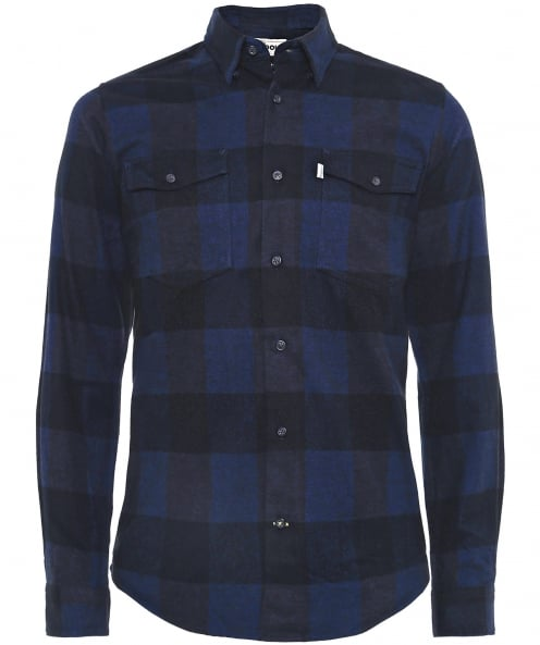 Barbour Tailored Fit Wrath Shirt