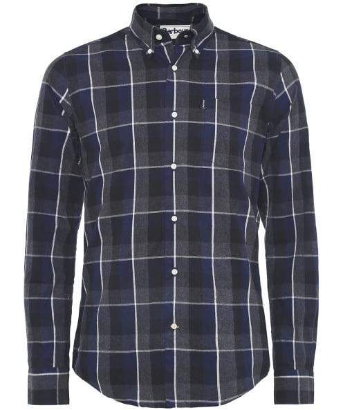 Barbour Tailored Fit Gower Check Shirt