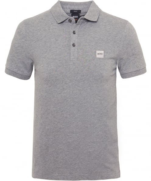 BOSS Orange Slim Fit Passenger Polo Shirt