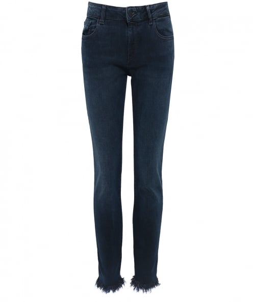 DL1961 Florence Instasculpt Cropped Jeans
