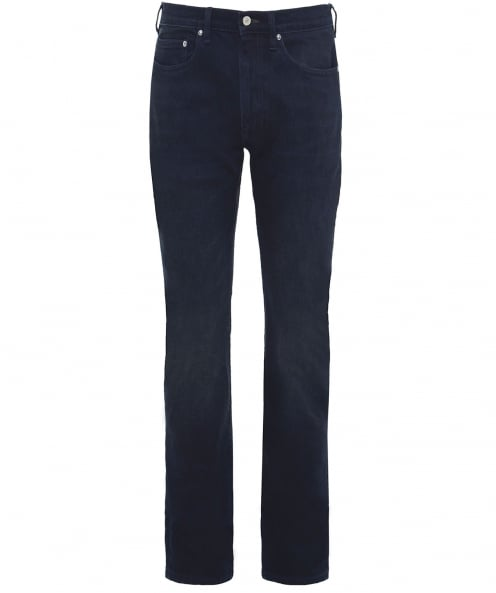 PS by Paul Smith Slim Fit Crosshatch Jeans