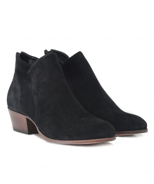 H by Hudson Suede Apisi Western Boots
