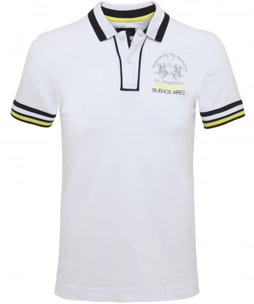 La Martina Slim Fit Cornelius Polo Shirt
