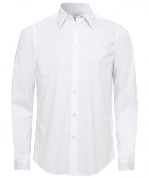PS by Paul Smith Tailored Fit Poplin Shirt