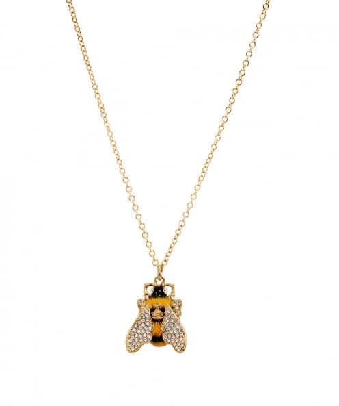 Vivienne Westwood Accessories Bumble Pendant Necklace