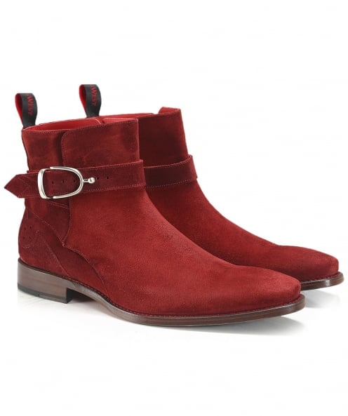 Jeffery-West Suede Jodhpur Hunger Eternity Boots
