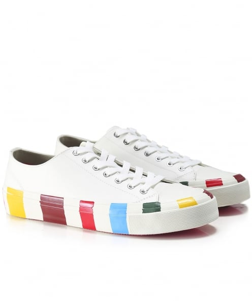 PS by Paul Smith Leather Nolan Trainers