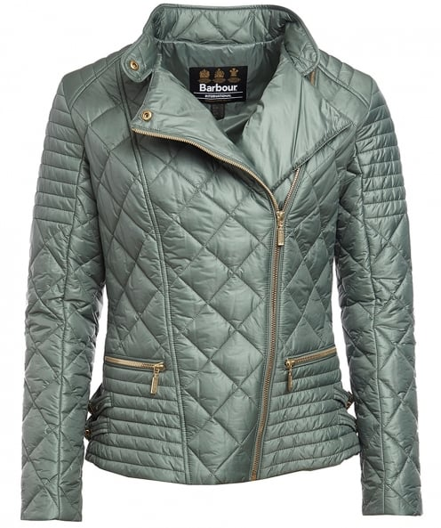Barbour International Wyvis Quilted Jacket