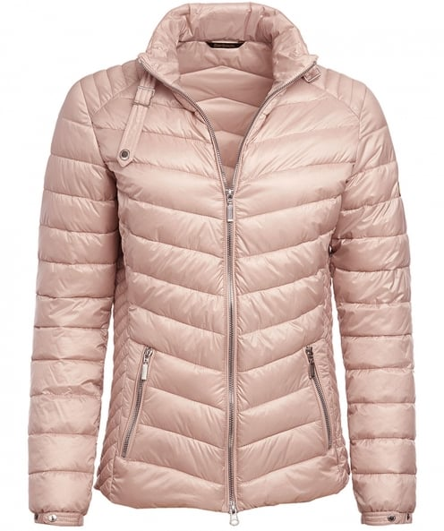 Barbour International Triple Quilted Jacket