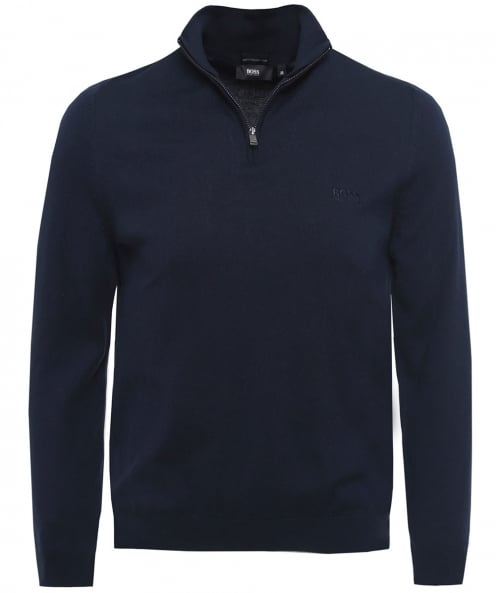 BOSS Half-Zip Padro-L Jumper