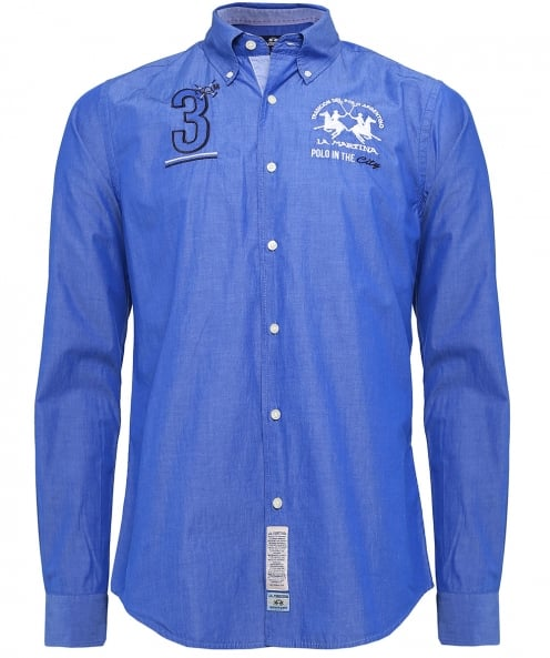 La Martina Slim Fit Creighton Shirt