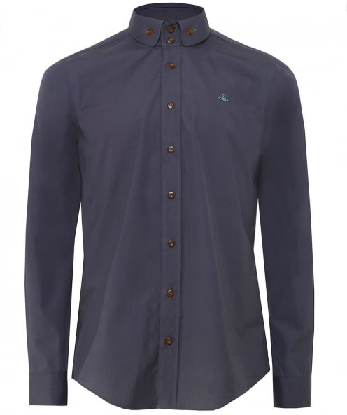 Vivienne Westwood Man Two Button Krall Shirt