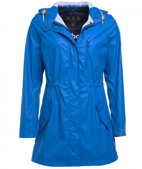 Barbour Rubberised Raincoat